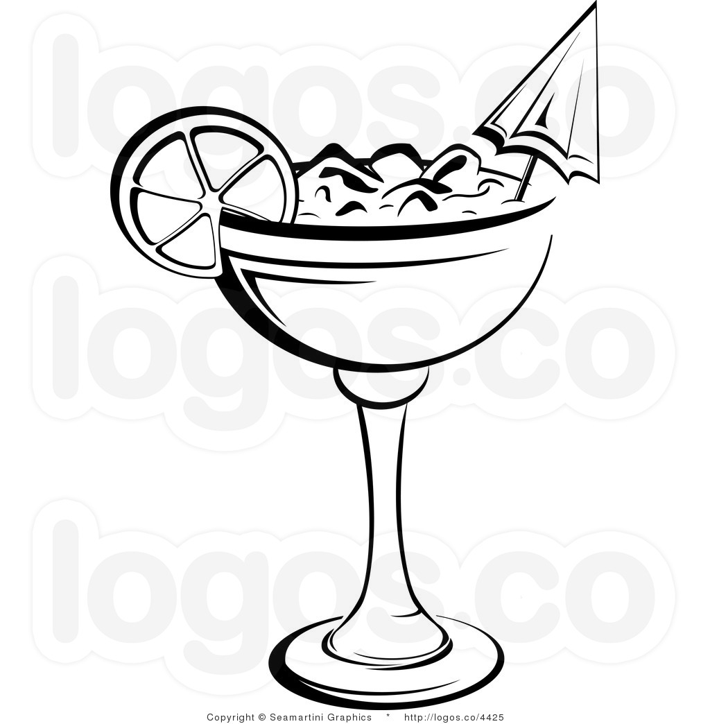 No Alcohol Clipart Black And White Alcoholic Clipart