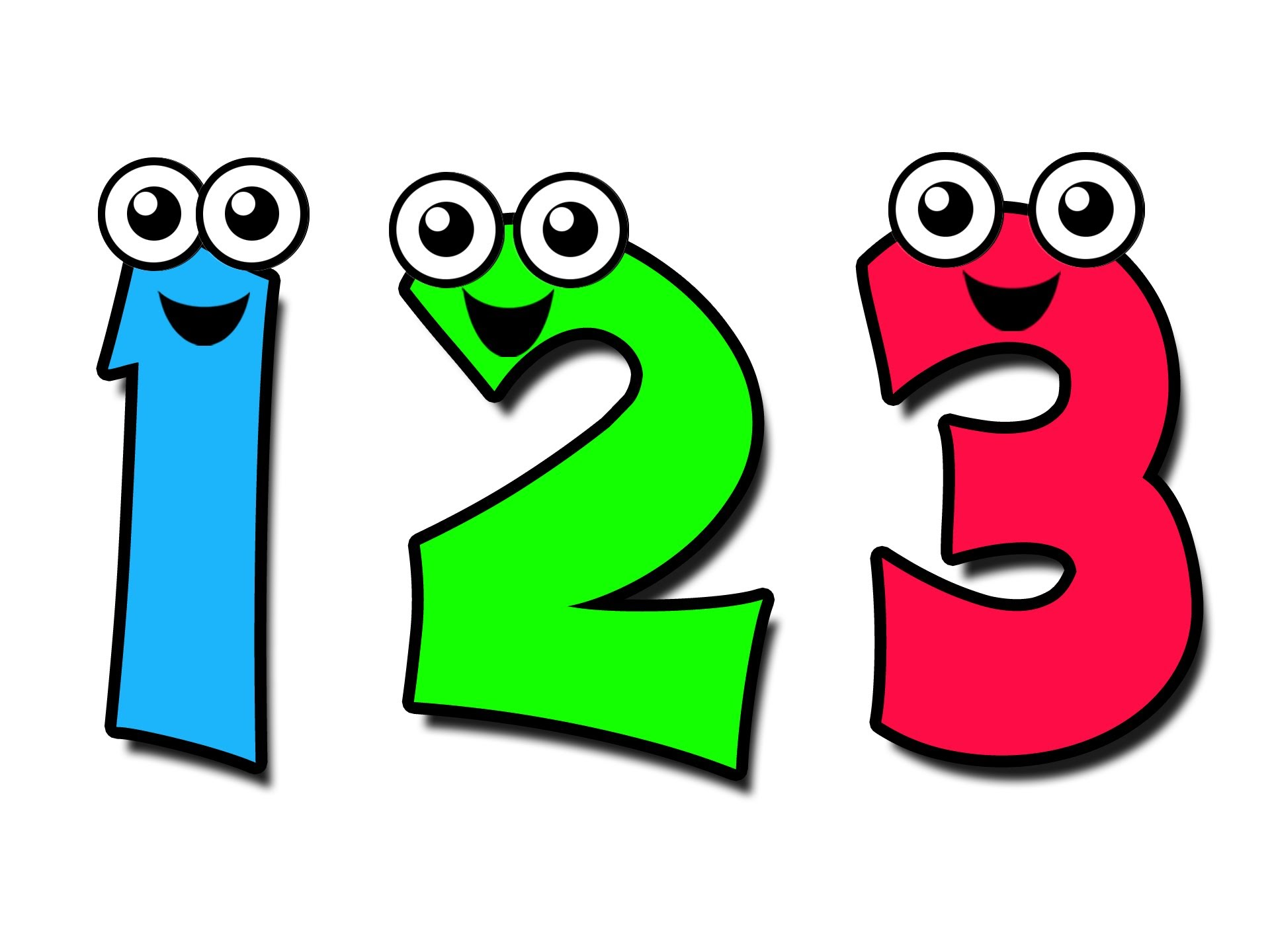 Numbers Counting To 10 Collection Vol 1 Kids Learn To Count Baby