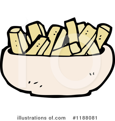 Royalty Free  Rf  Noodles Clipart