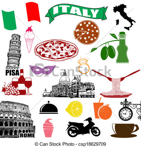 Related keywords suggestions for italian symbols for Italian culture