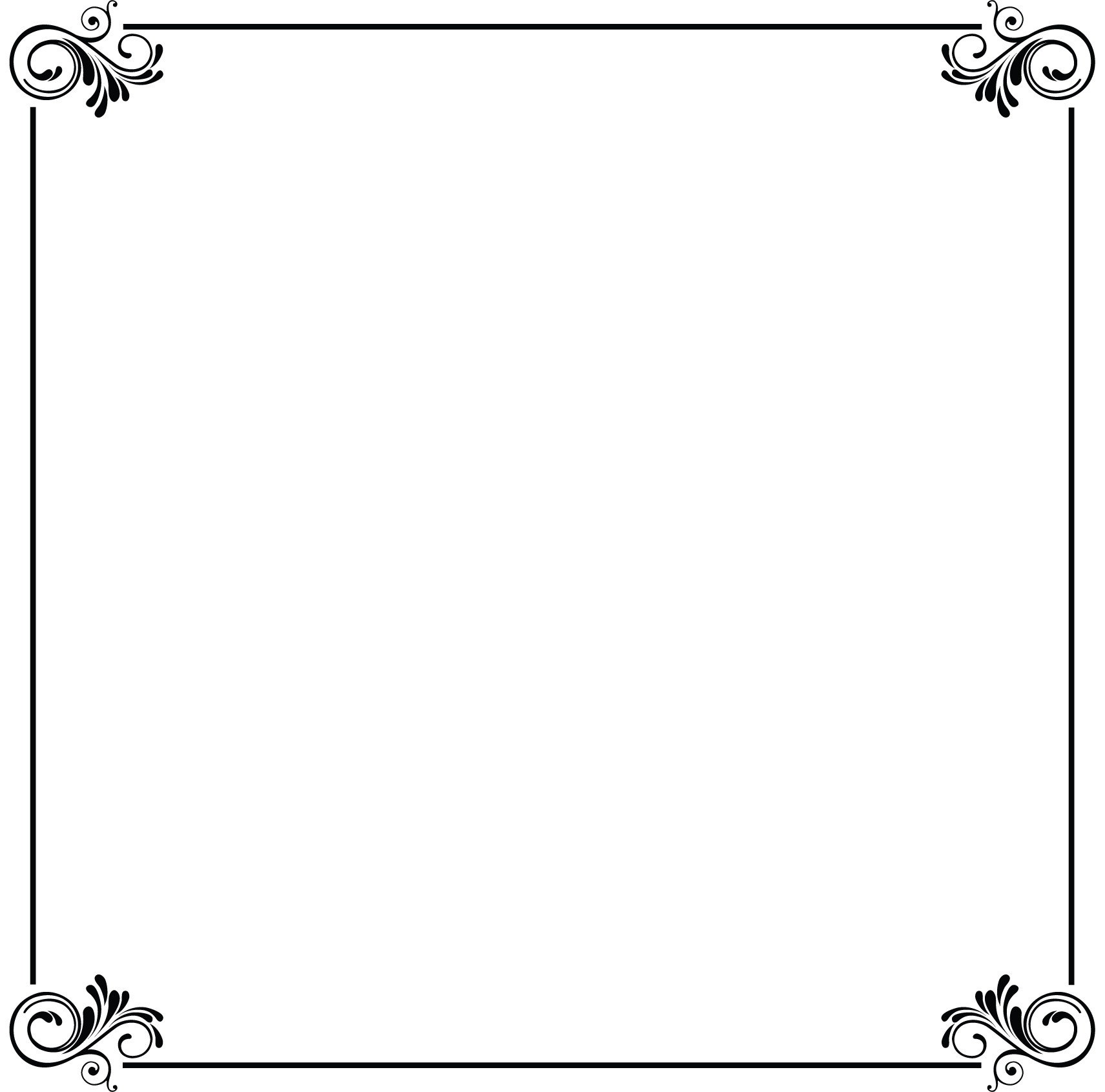 Wedding Card Border Free Cliparts That You Can Download To You