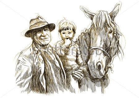 Old man farmer clipart clipart kid