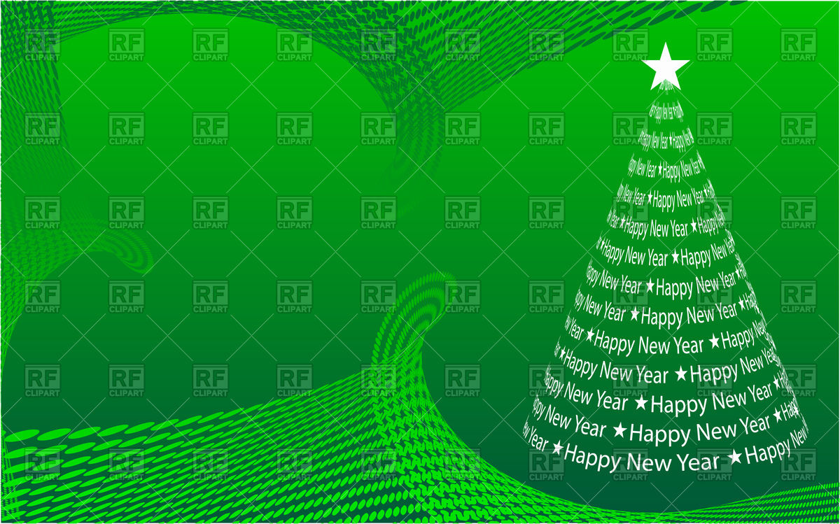 Abstract Christmas Tree Background 74182 Download Royalty Free