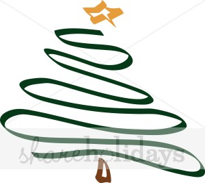 Abstract Christmas Tree   Clipart Panda   Free Clipart Images