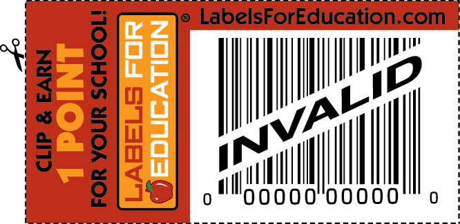 Box Tops   Labels For Education   Autism Model School