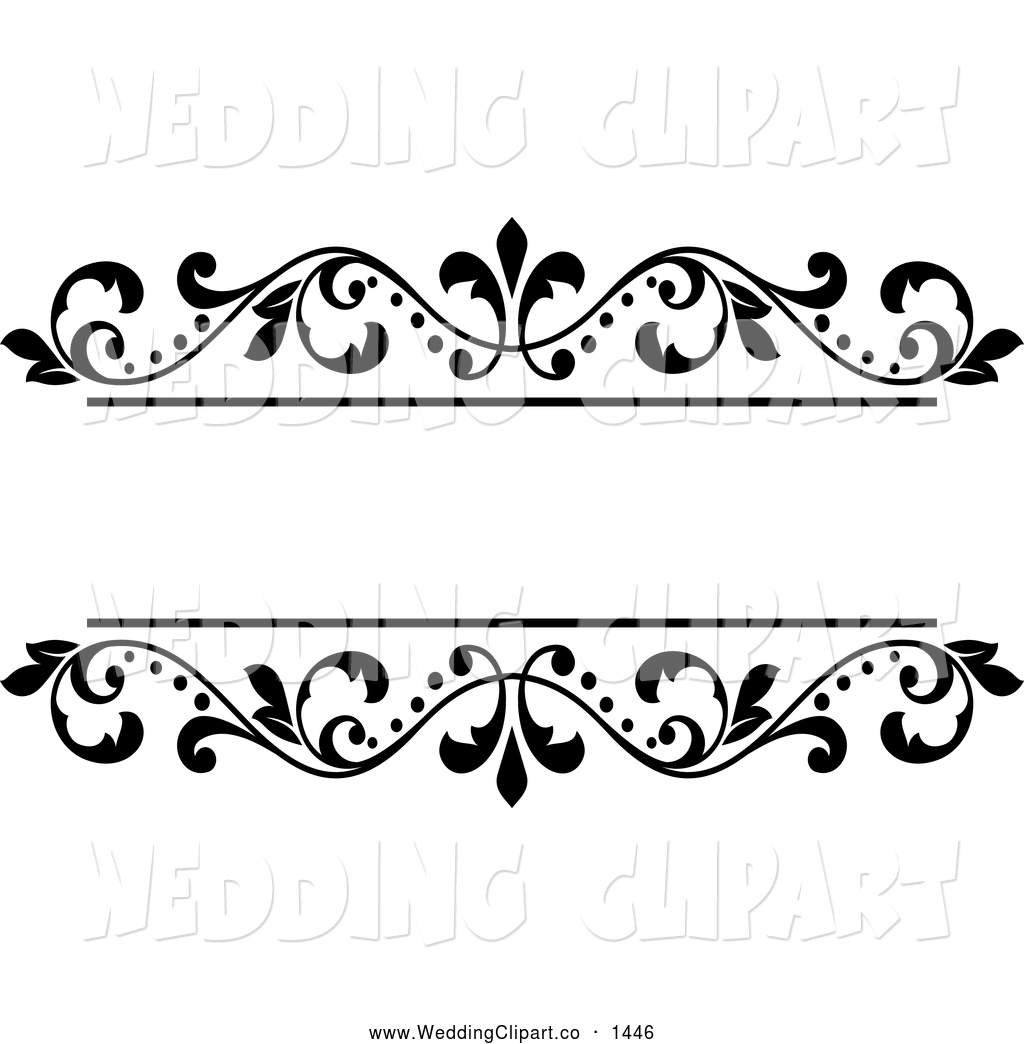 Brown Wedding Clipart Border Royalty Free Frame Stock Wedding Designs