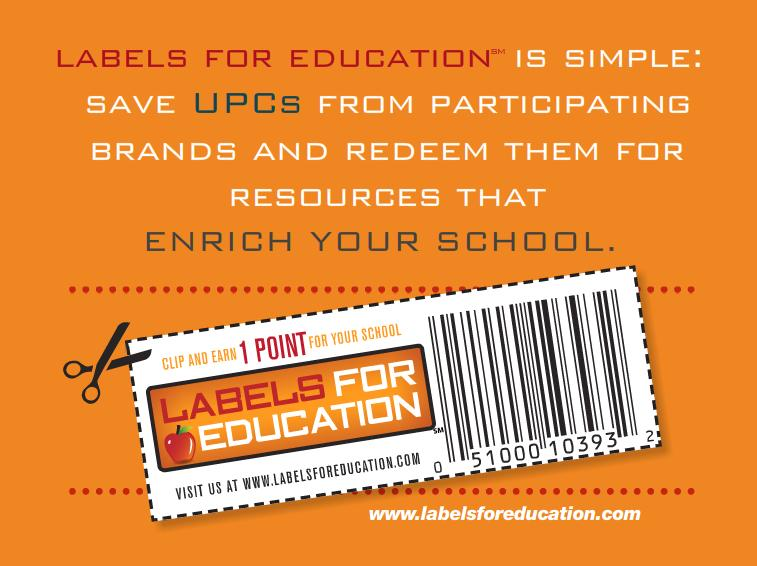 Campbell S Labels For Education