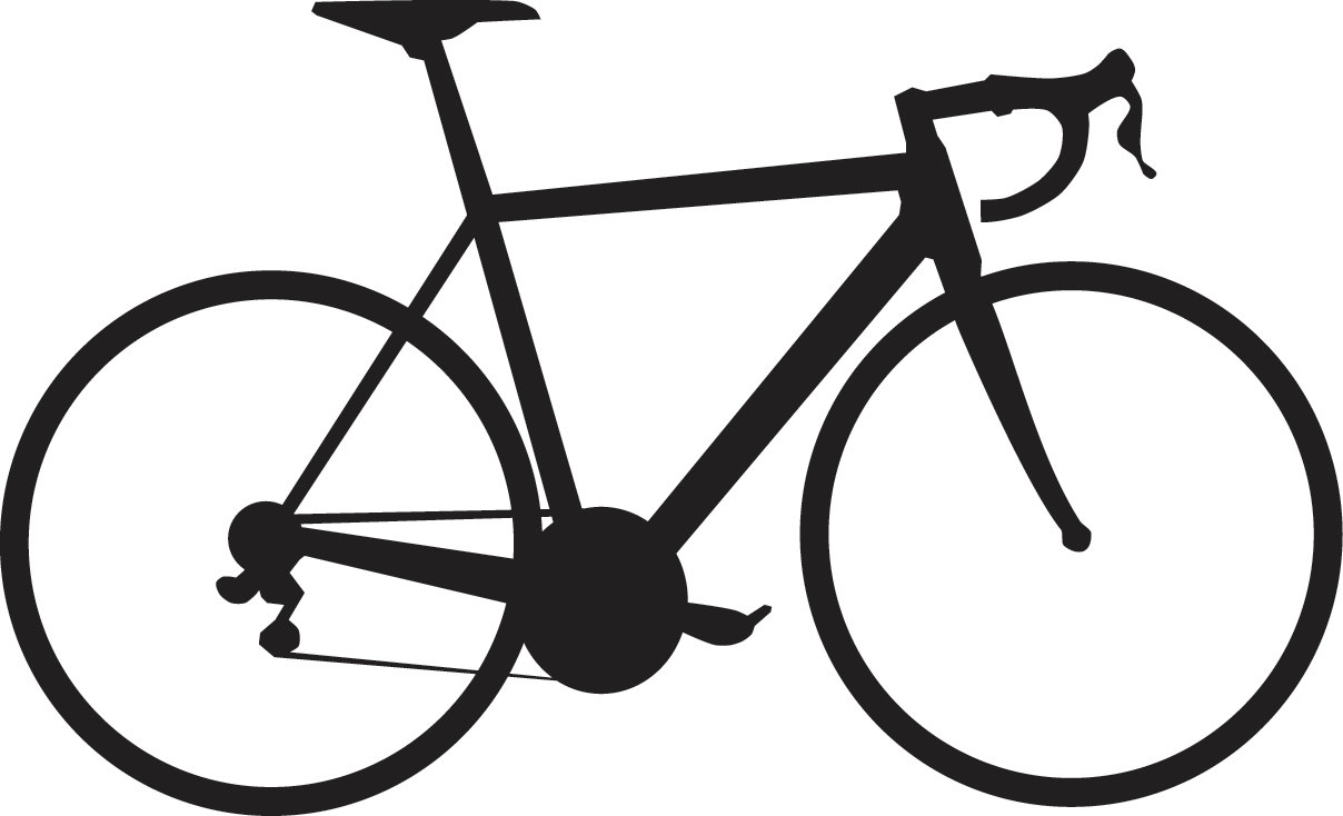 Road Bike Clipart - Clipart Kid
