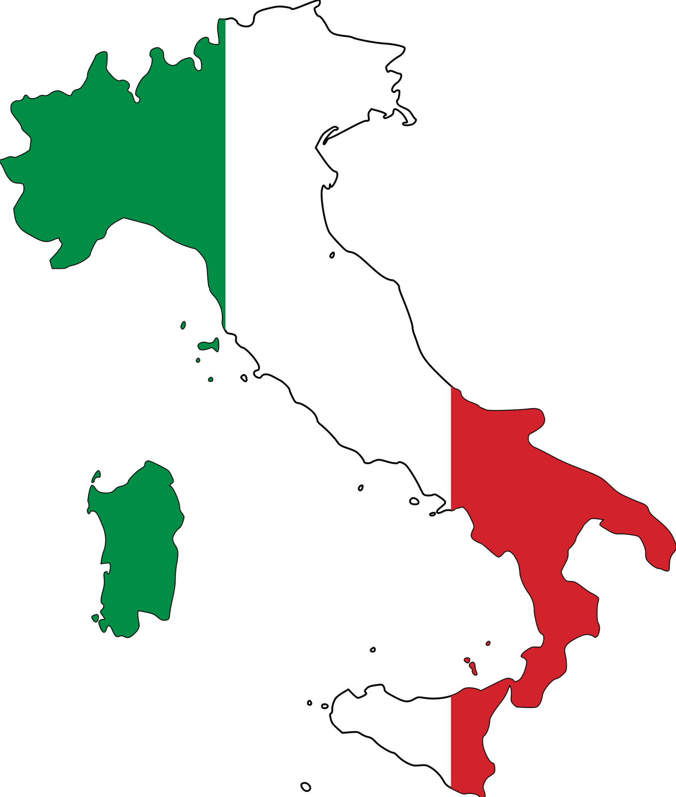 Country Flag Meaning  Italy Flag Pictures