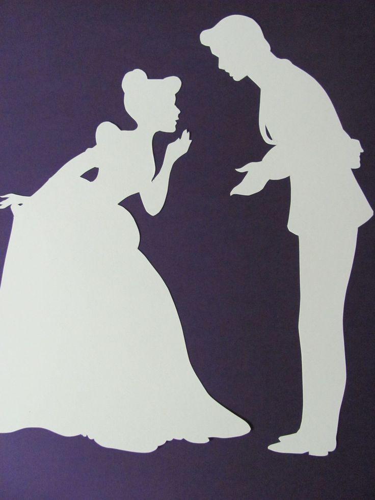 Disney Princess Silhouette Clipart - Clipart Suggest