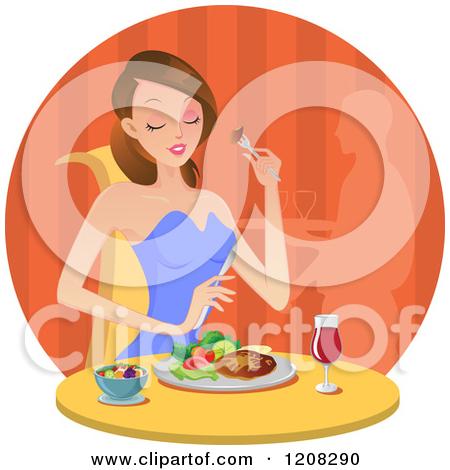 Family Restaurant Clipart