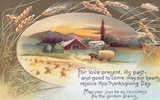 Free Thanksgiving Vintage Greeting Cards Just Click The Images Below