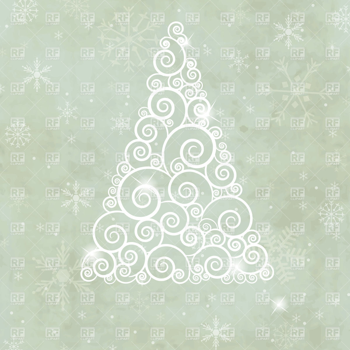 Go Back   Images For   Abstract Christmas Tree Clipart
