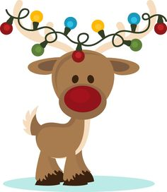reindeer party clipart clipart suggest animated christmas lights clip art free animated christmas lights clip art free