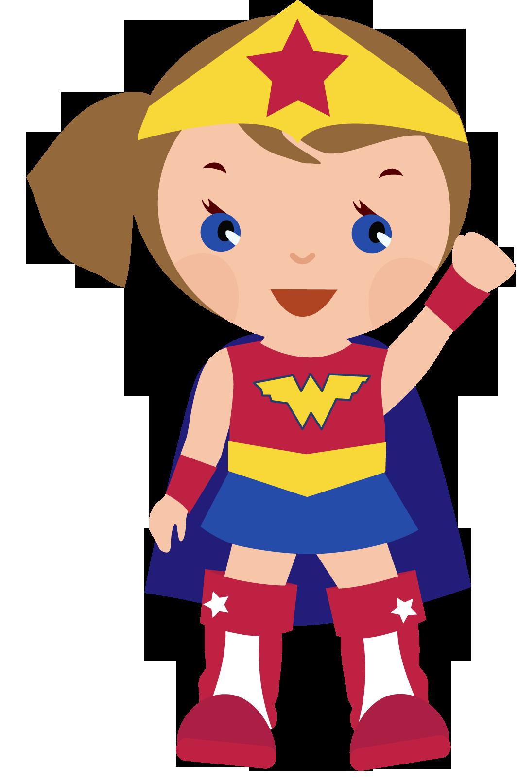 Cartoon Superheroes Clipart - Clipart Kid Superhero Flying Vector