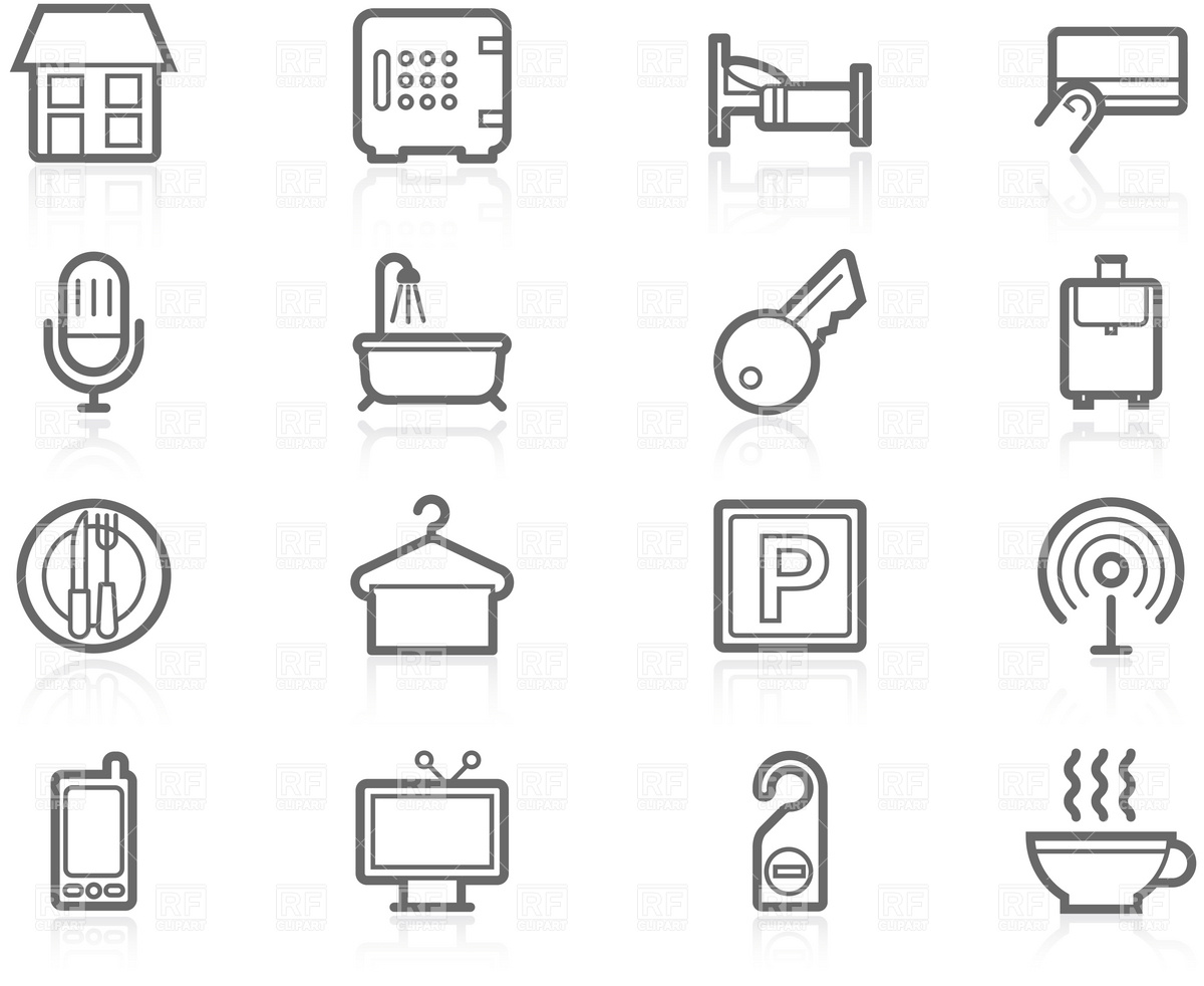 4822 Icons And Emblems Download Royalty Free Vector Clipart  Eps