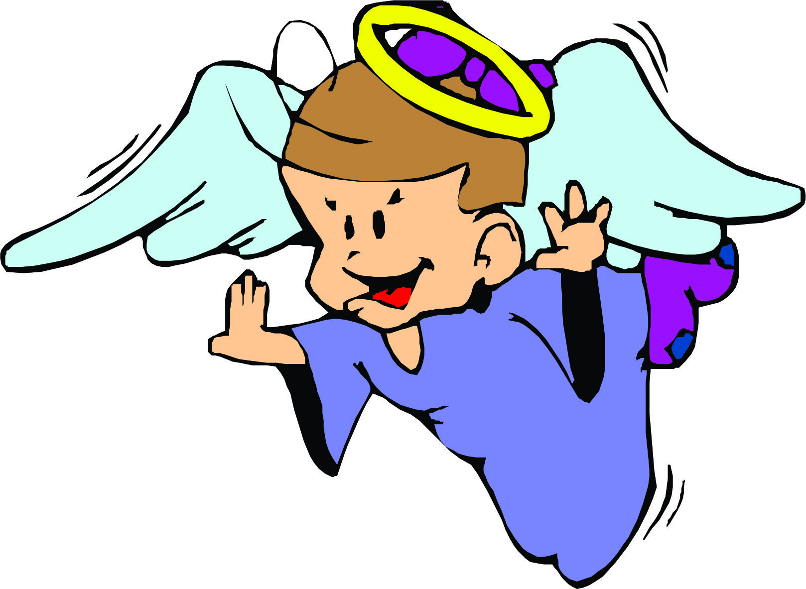 Baby Angel Clip Art Free Cliparts That You Can Download To You