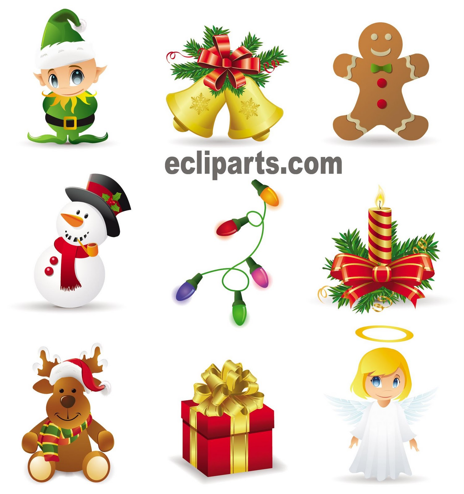 Clip Art Christmas Clipart 2010 Christmas Cards Happy Christmas Cards