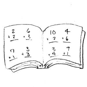 Mathematics Black And White Clipart - Clipart Kid