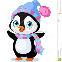 Girl Penguins Clipart Google Search More Penguins Clipart Girls