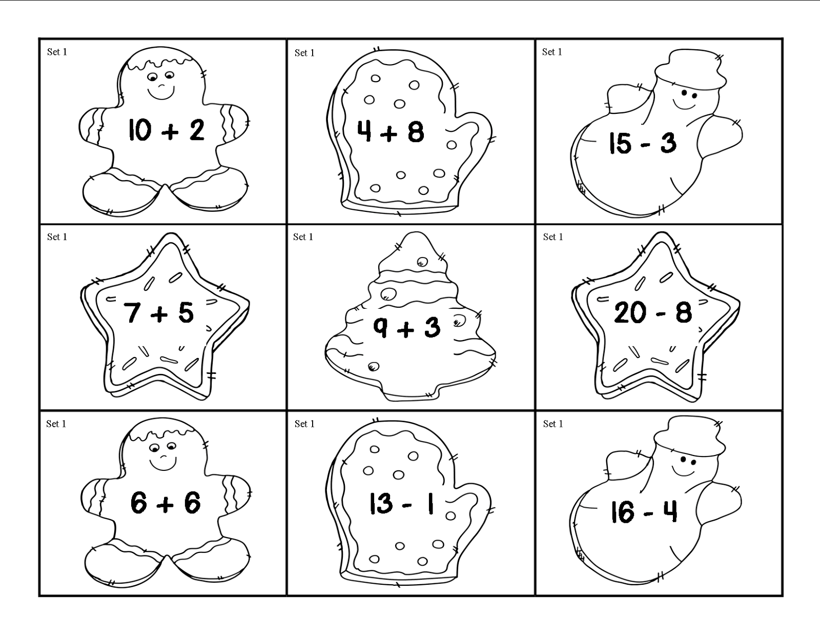 Go Back   Pix For   Elementary Math Black And White Clip Art