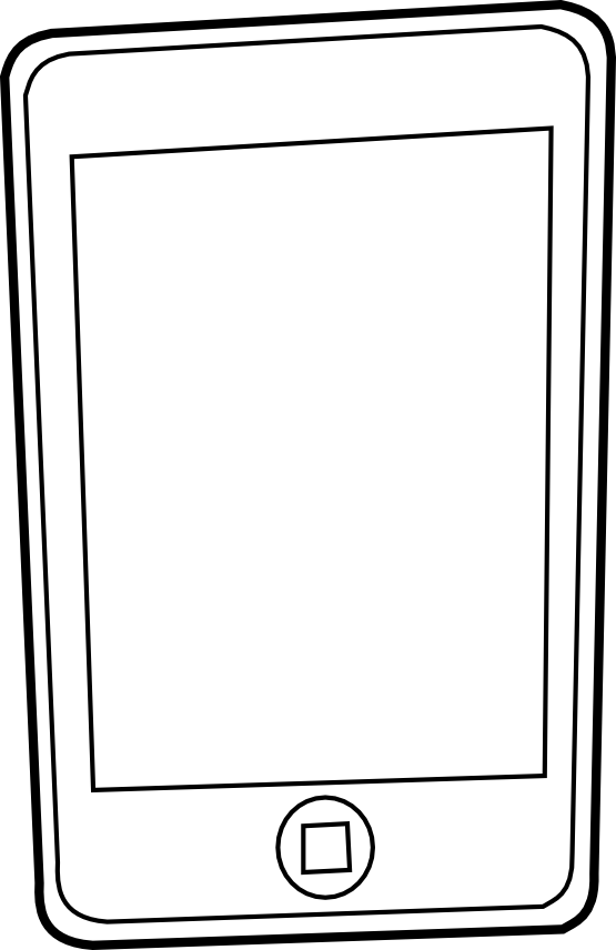 Ipod Coloring Pages Images   Pictures   Becuo