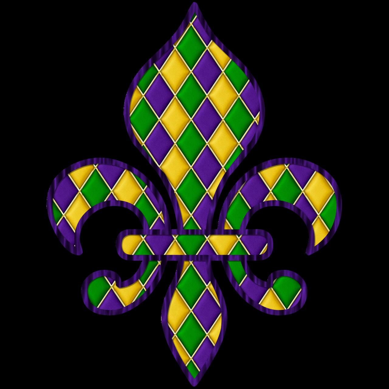 Mardi Gras Beads Clipart - Clipart Kid