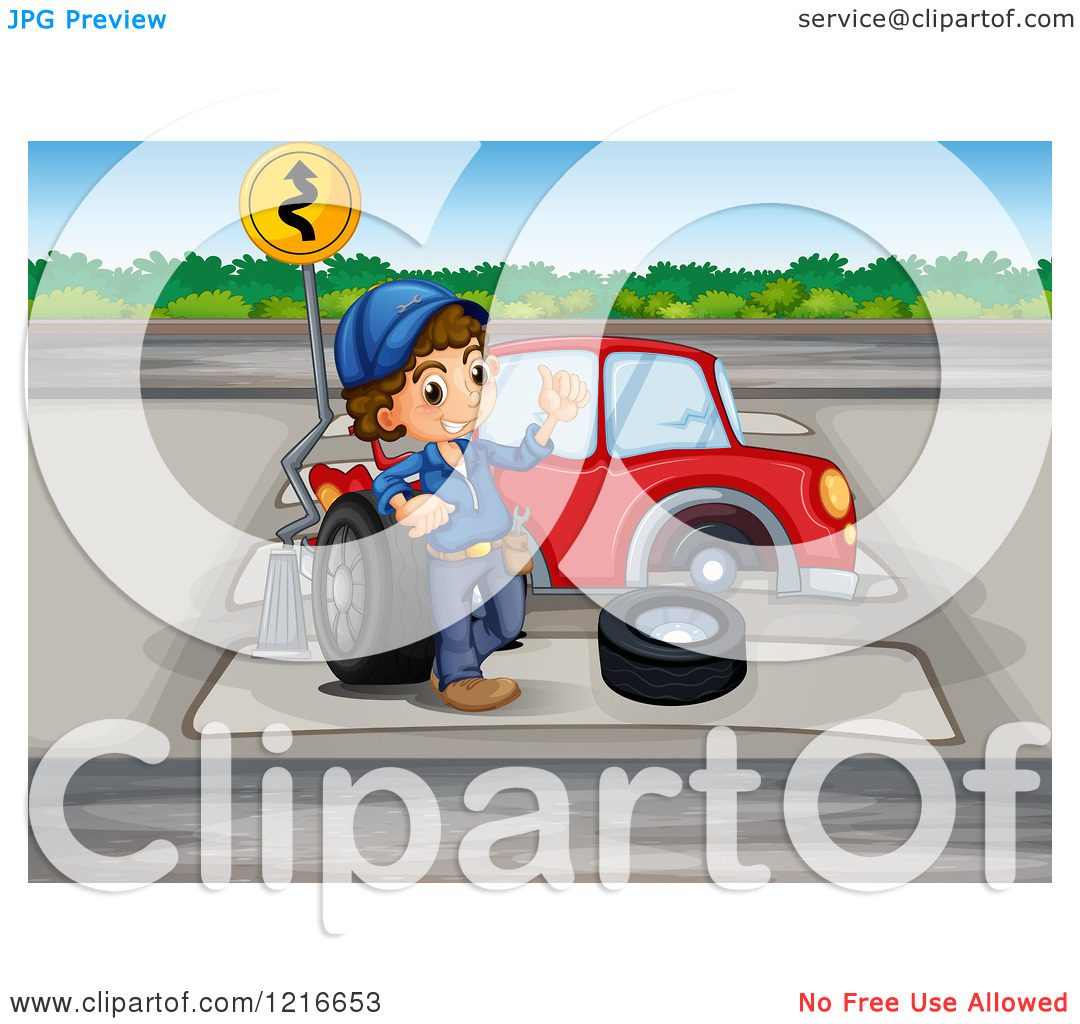 Mechanic Royalty Free Stock Photos Image 15010758 Picture