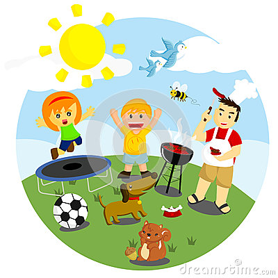 Outdoor Activities Royalty Free Stock Photo   Image  33242115