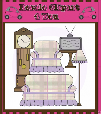 Purple    1 25   Resale Clipart 4 You Clipart You Can Create With