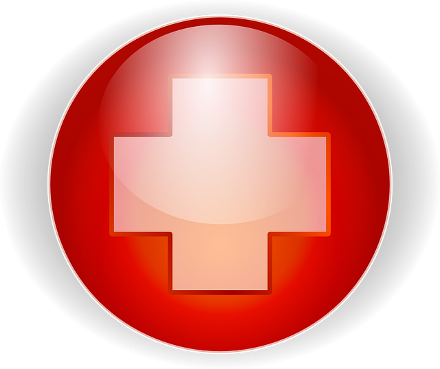 Red Cross Plus Help Color Aid Crux Medical
