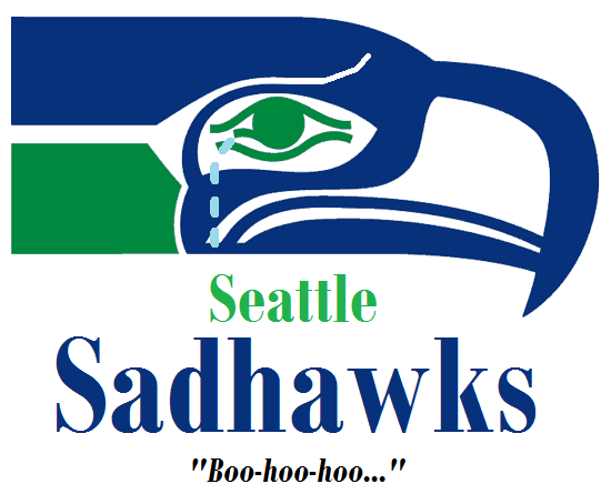 Seattle Seahawks Parody Logo By Cgbam1989 On Deviantart