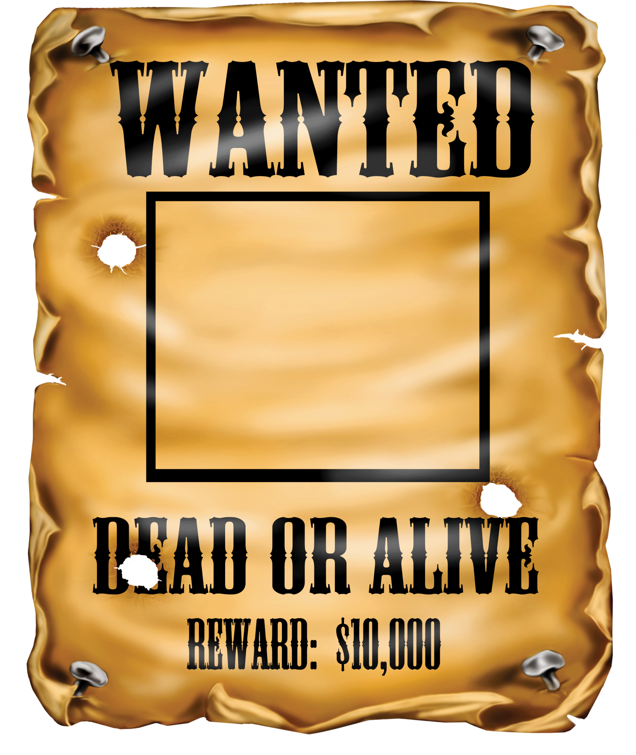 Most Wanted Sign Clipart - Clipart Kid