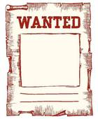 Wanted Poster Clipart Illustrations  413 Wanted Poster Clip Art Vector