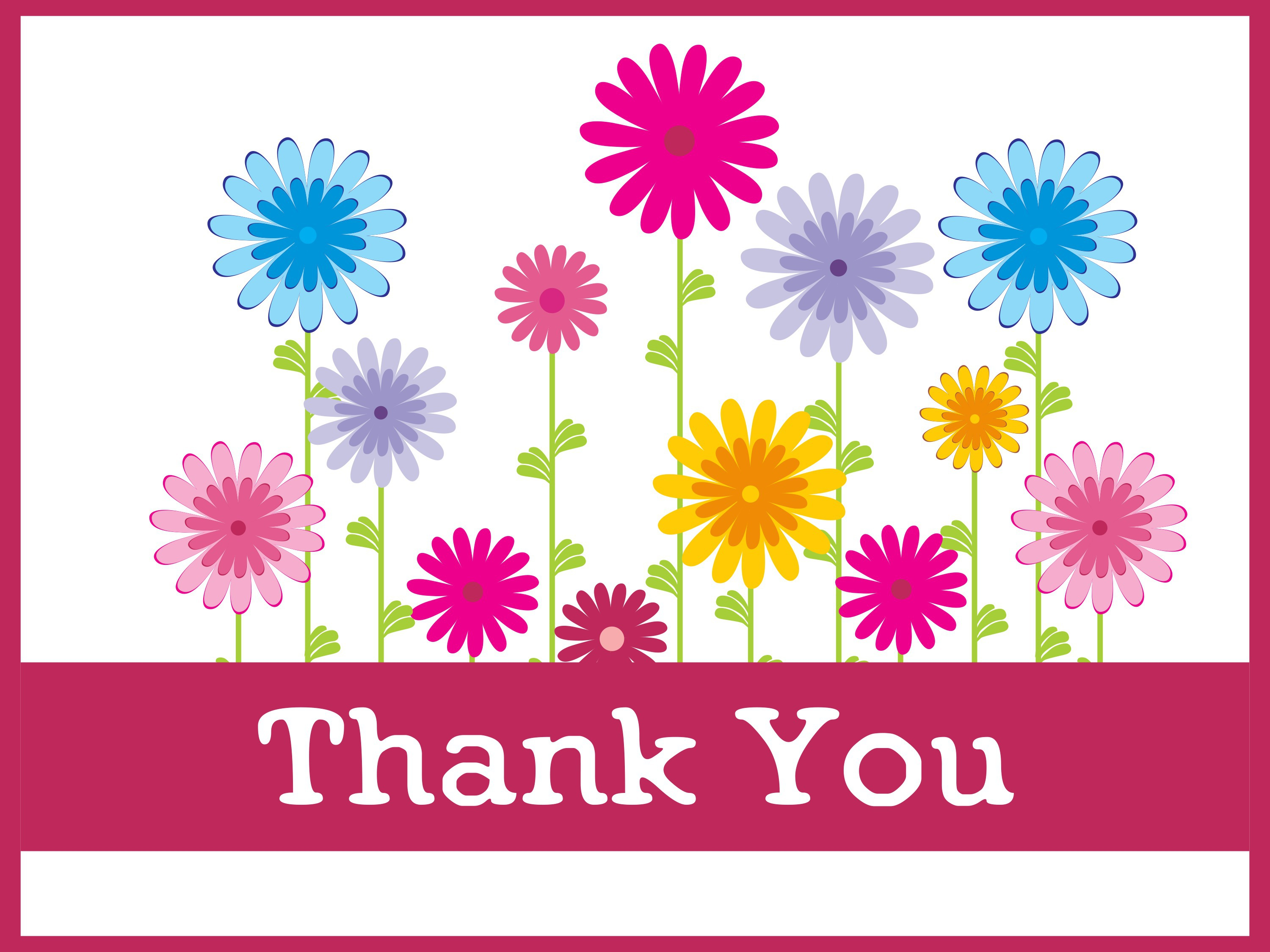 Professional Thank You Clipart Clipart Suggest