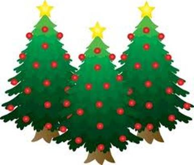 Christmas tree clipart christmas tree lights clipart e84flf clipart