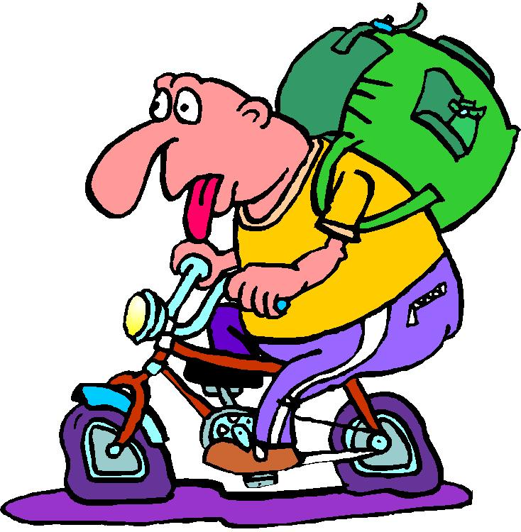 Clipart    Download Free Bicycle Sports And History Clip Art Funny