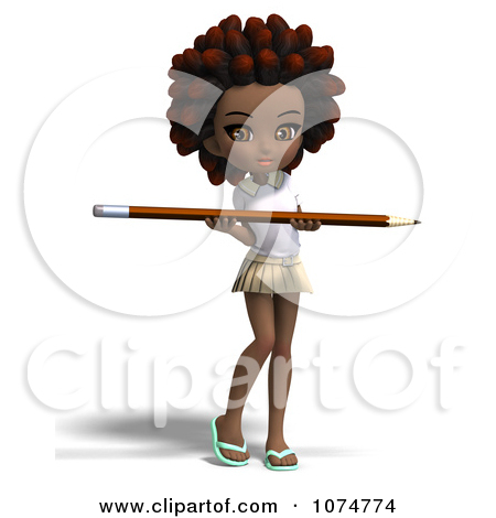 Royalty Free  Rf  Illustrations   Clipart Of African American School