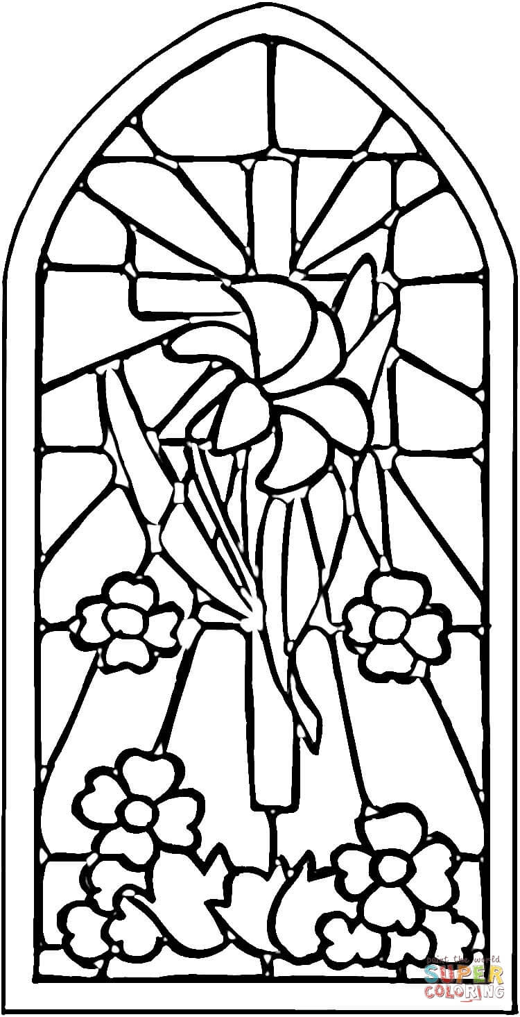 free clipart stained glass window - photo #38