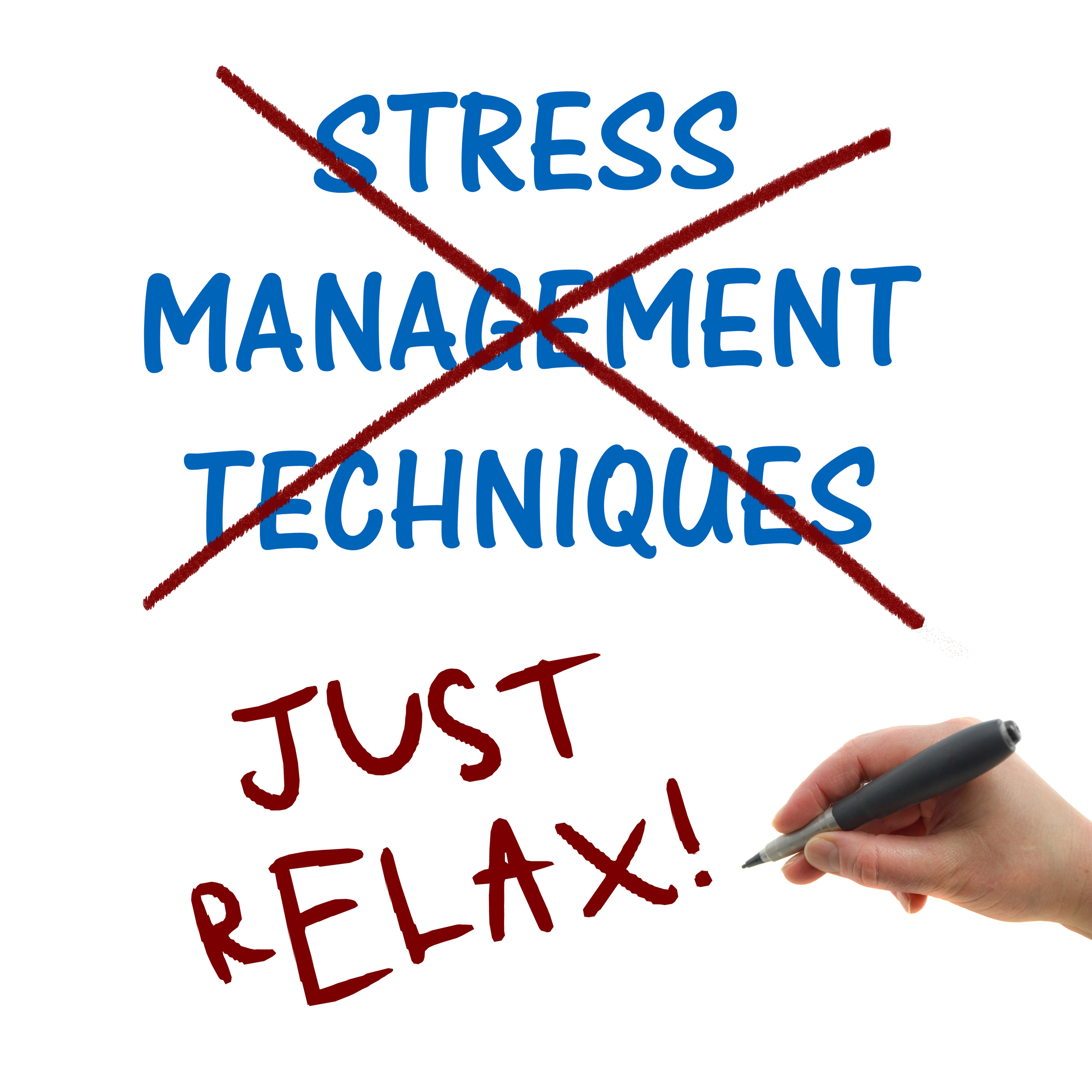 Stress Management Cartoon Stress Management Clipart Stress Management
