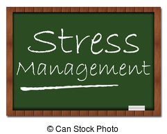 Stress Management   Classroom Board   Image With Stress