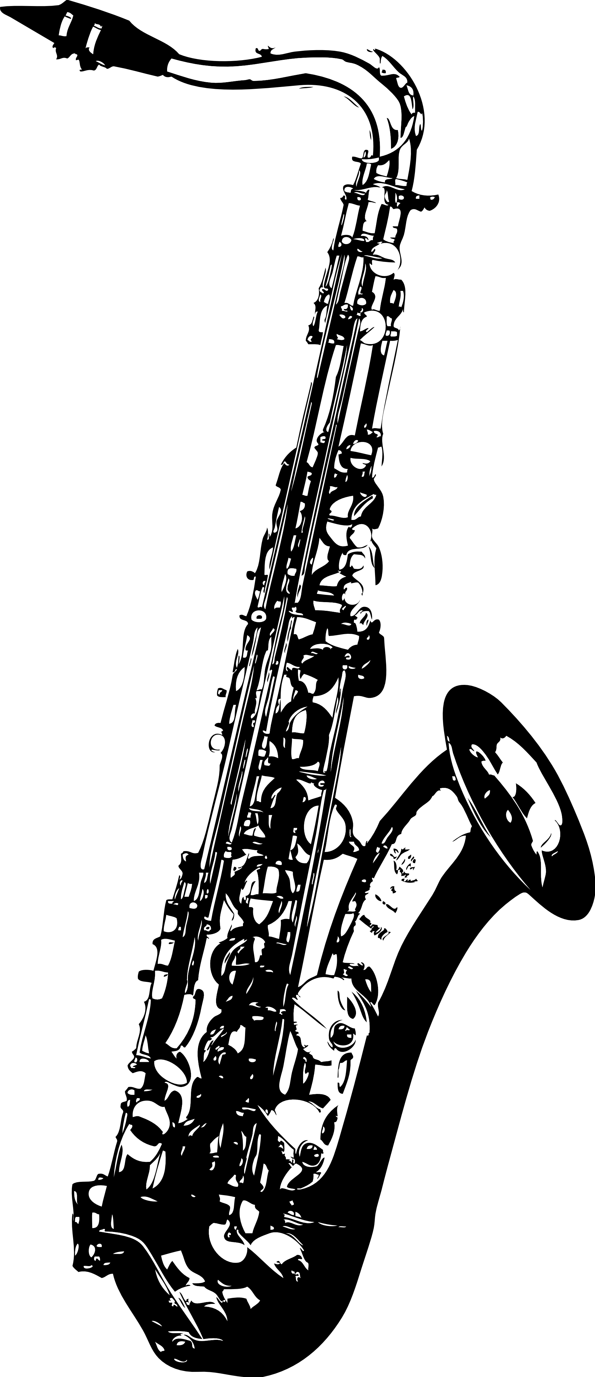 15 Saxophone Tattoo   Free Cliparts That You Can Download To You