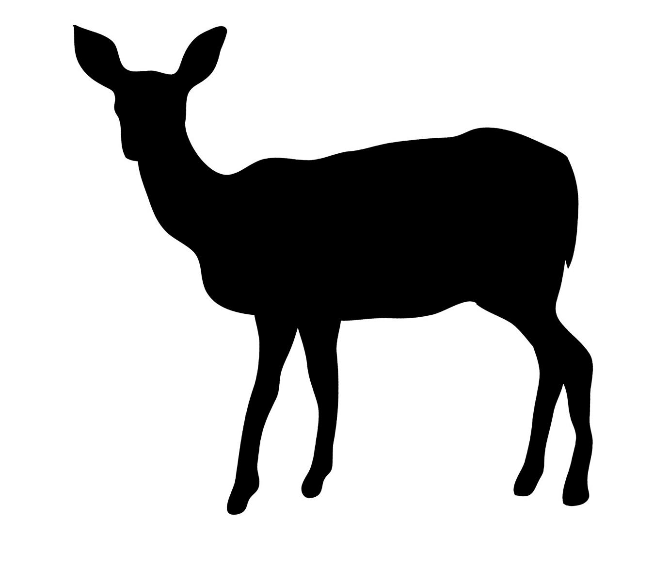 Animal Silhouette Silhouette Clip Art