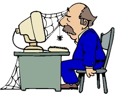 Bookkeeper Accounting Clip Art