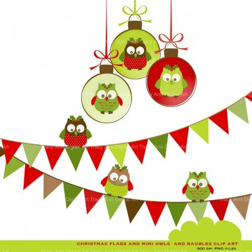 Clip Art Christmas Owl Clip Art christmas owls clipart kid clip art digital jobspapa com