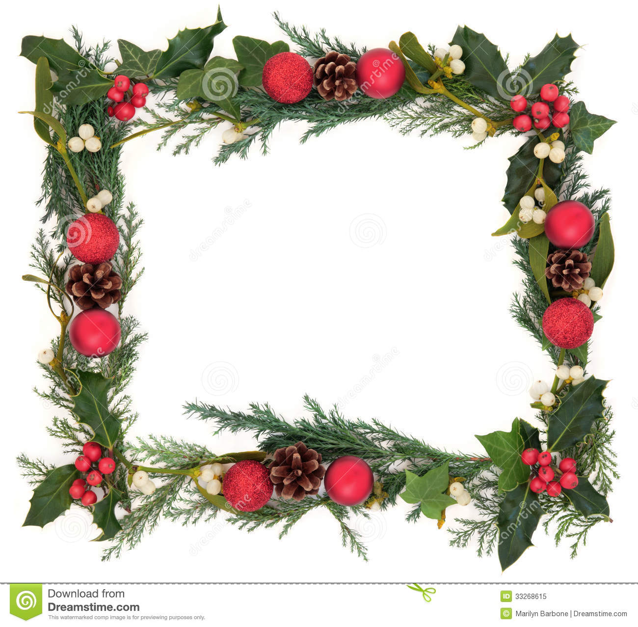 Christmas greens clipart suggest