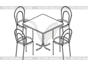 clip art dining chairs clipart clipart kid