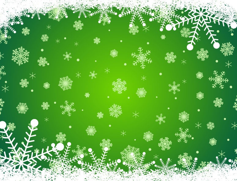 Green Christmas Background Wallpaper Christmas 77 Green Decoration