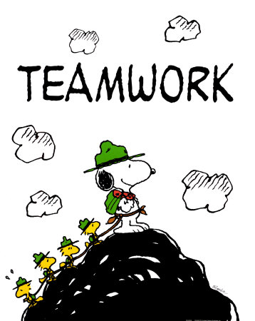 Meditations Of My Heart  Daily Devotion June 11 2011   Teamwork