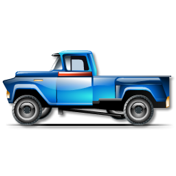 Old Truck Icon Png Clipart Image   Iconbug Com